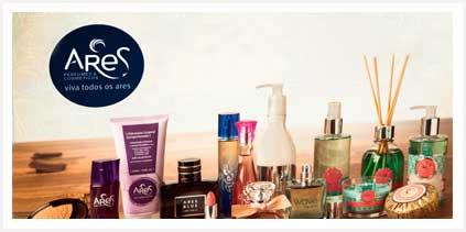 Ser uma revendedora Ares Perfumes