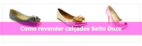 Revender sapatos Salto Doze.