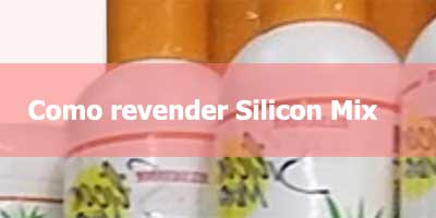 Aprenda como revender produtos capilares Silicon Mix.