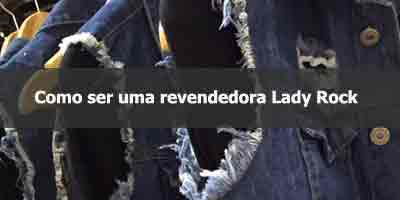 Como revender roupas Lady Rock.