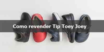 Como revender calçados infantis Tip Toey Joey.